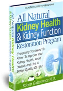 Kidney Health & Kidney Function Restoration Review